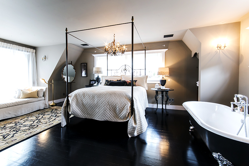 GUEST BEDROOM  |  BAKER ROAD