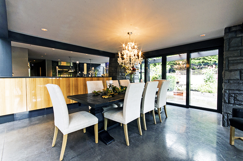 DINING ROOM  |  BAKER ROAD